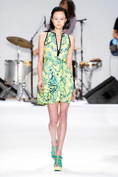 nanette lepore spring 2013 new york fashion week