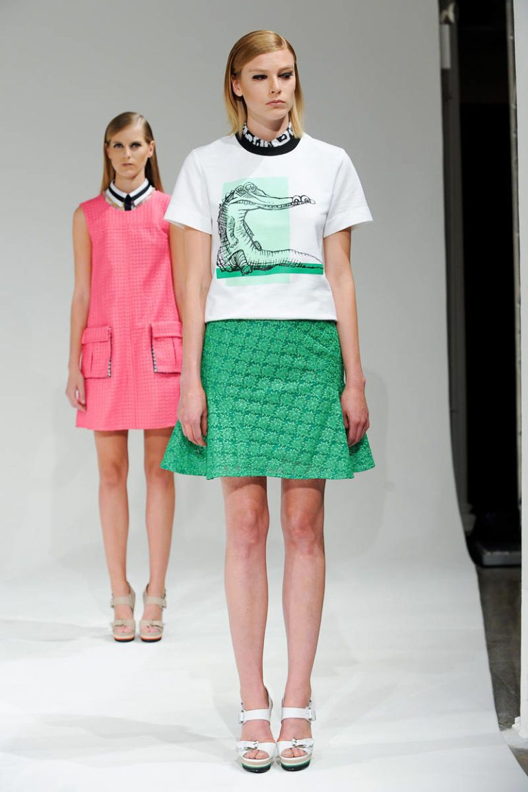 ostwald helgason spring 2013 ready-to-wear photos