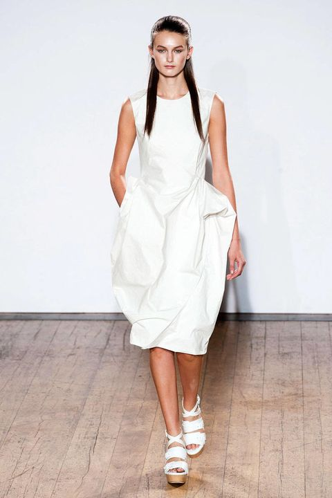 nicole farhi spring 2013 new york fashion week
