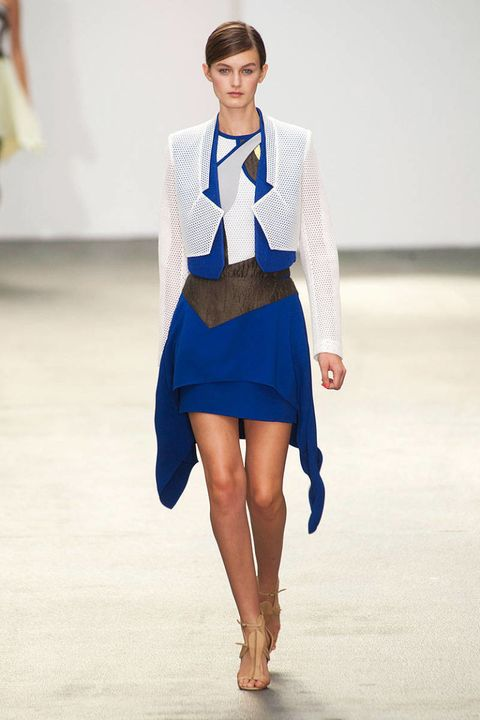 antonio berardi spring 2013 new york fashion week