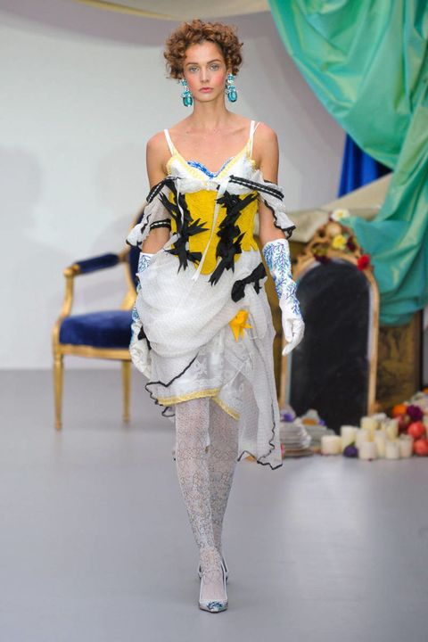meadham kirchhoff spring 2013 ready-to-wear photos