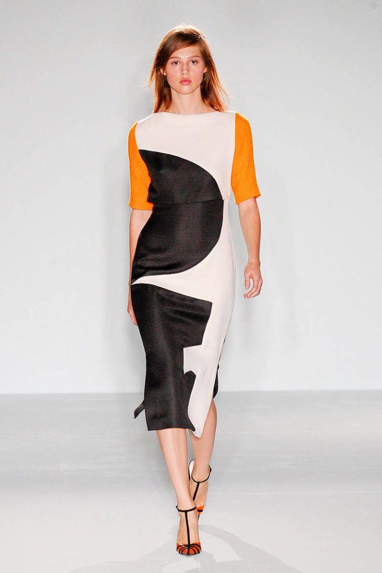 roksanda ilincic spring 2013 new york fashion week