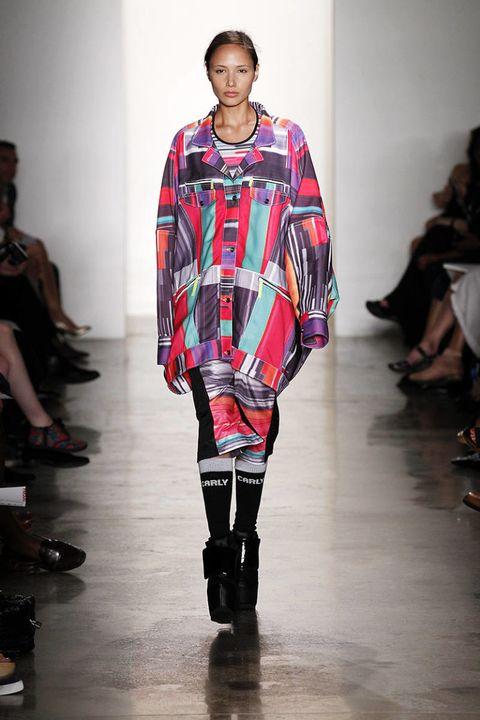 carly ellis parsons mfa spring 2013 new york fashion week