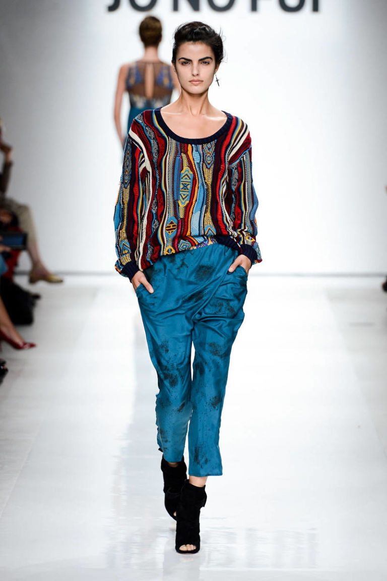 jo no fui spring 2013 ready-to-wear photos