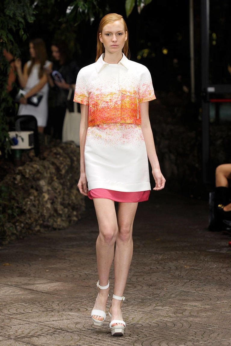 chica lualdi beequeen spring 2013 new york fashion week