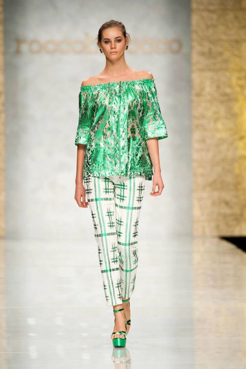 roccobarocco spring 2013 ready-to-wear photos