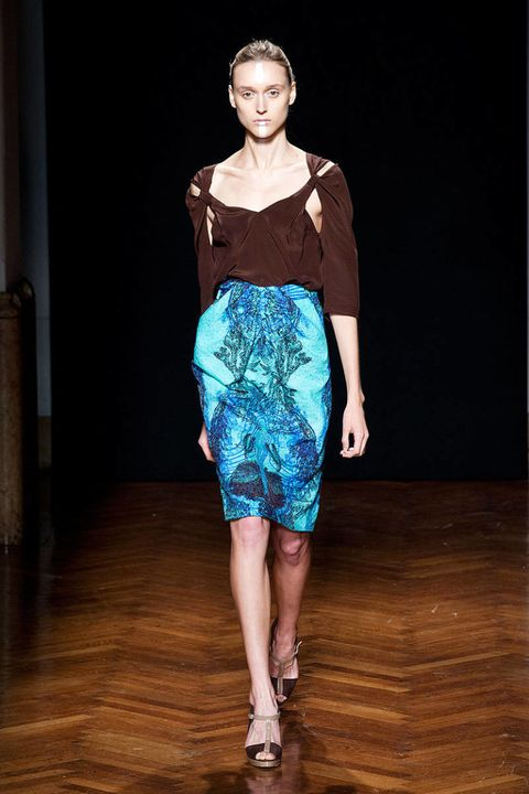 silvio betterelli spring 2013 new york fashion week