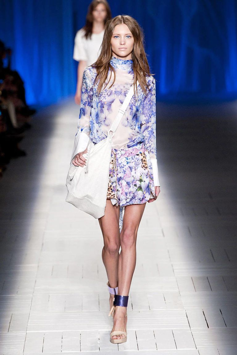 just cavalli spring 2013 new york fashion week
