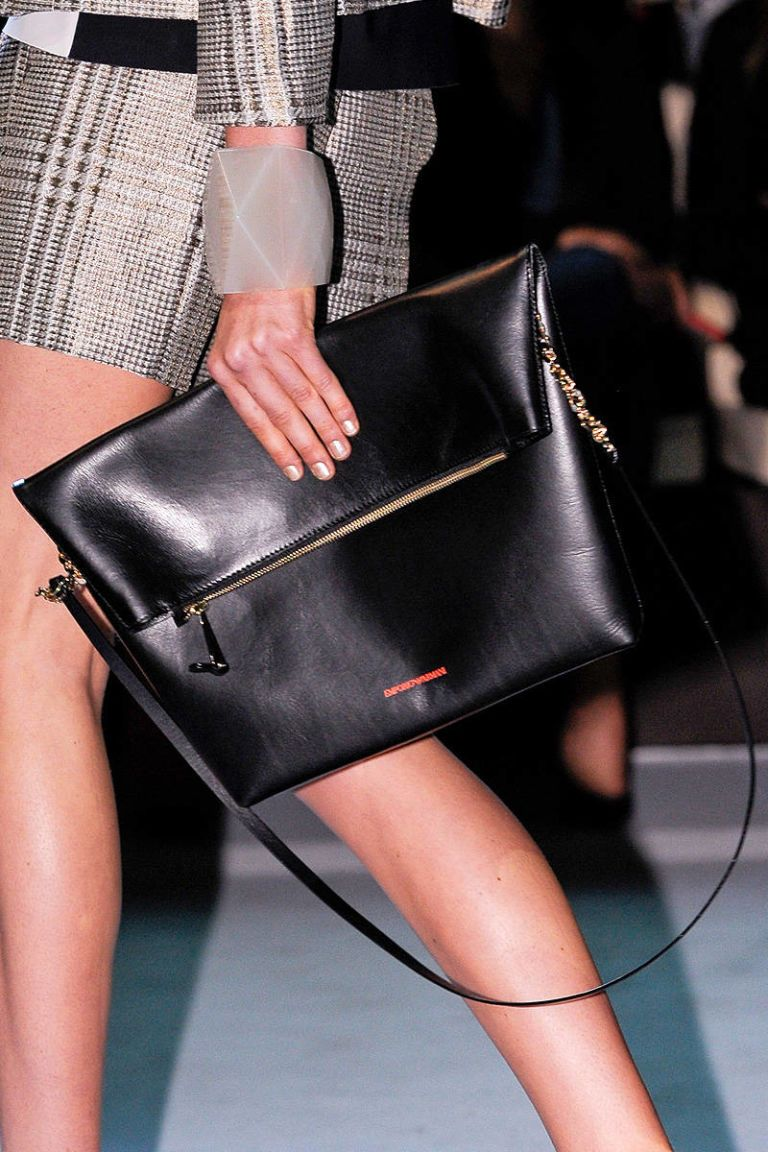 emporio armani spring 2013 new york fashion week