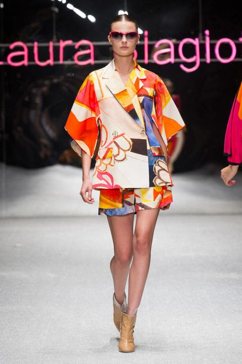 laura biagiotti spring 2013 ready-to-wear photos