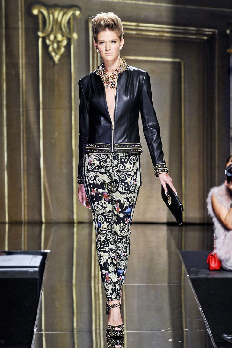 philipp plein spring 2013 new york fashion week