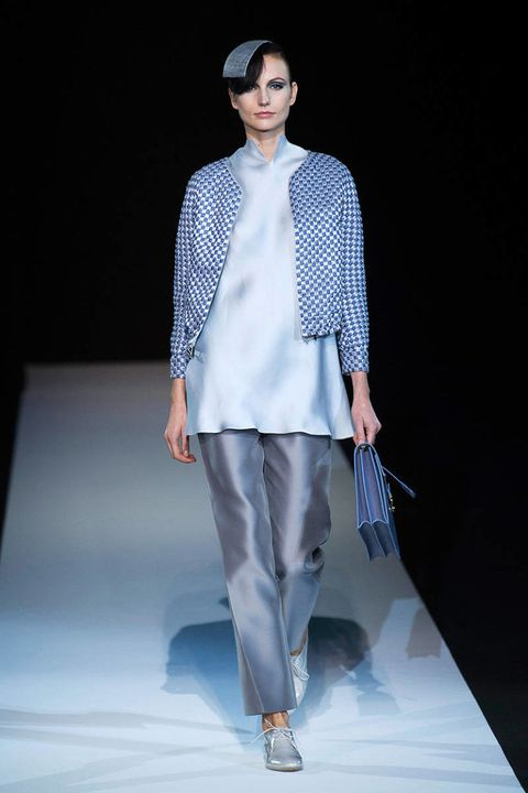 giorgio armani spring 2013 new york fashion week