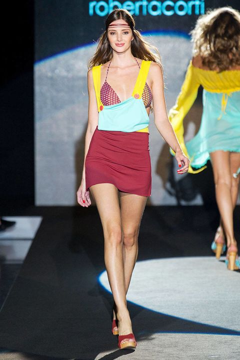 playa roberta corti spring 2013 new york fashion week