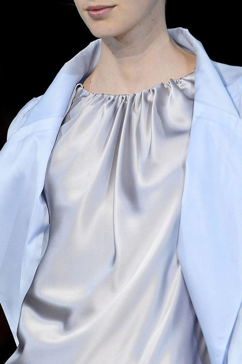 giorgio armani spring 2013 new york fashion week