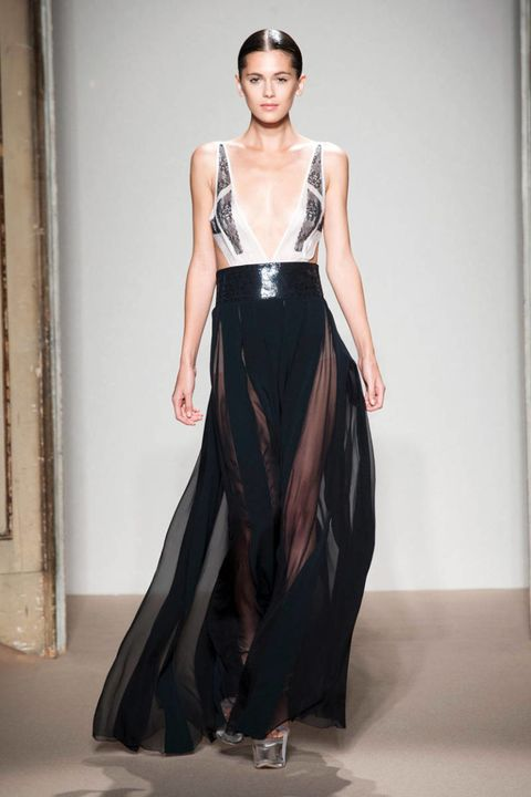 cristiano burani spring 2013 ready-to-wear photos