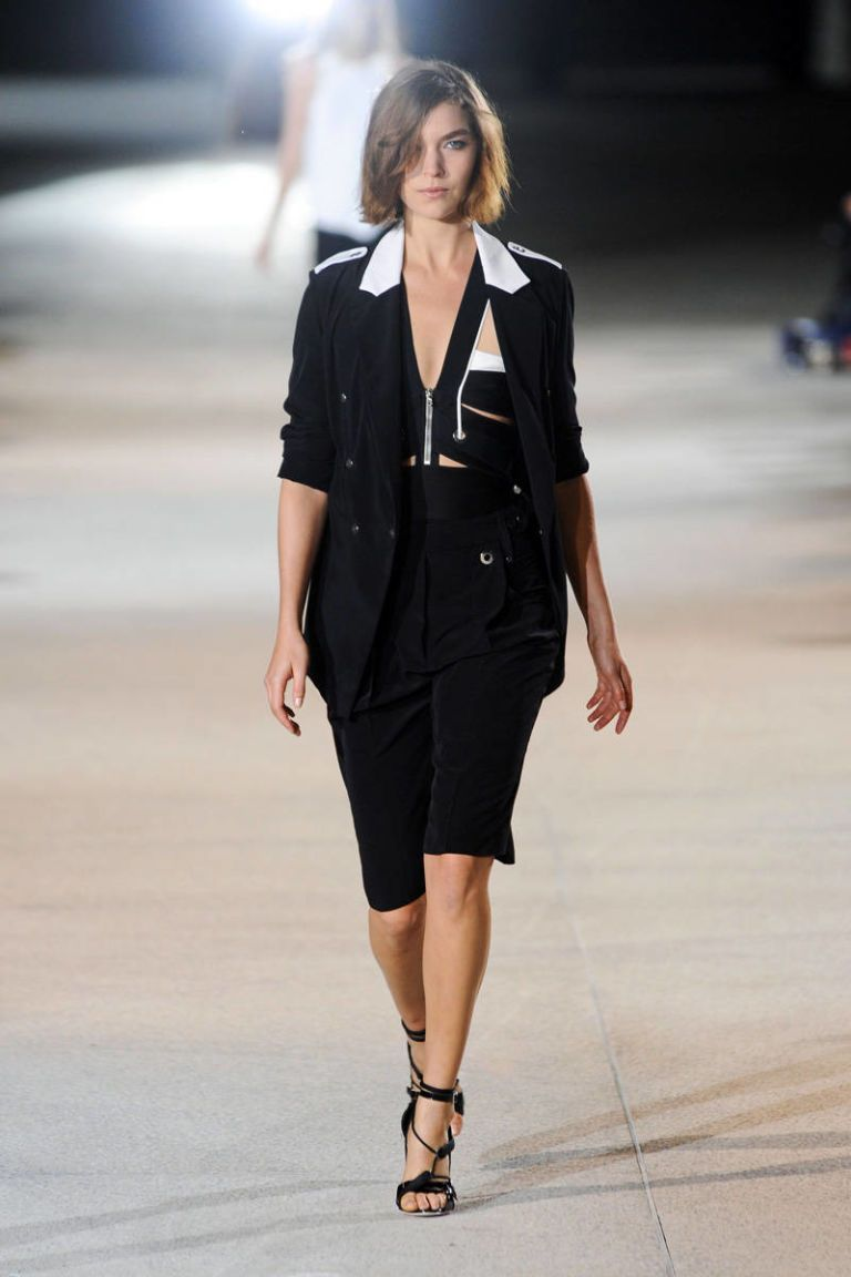 anthony vaccarello spring 2013 ready-to-wear photos