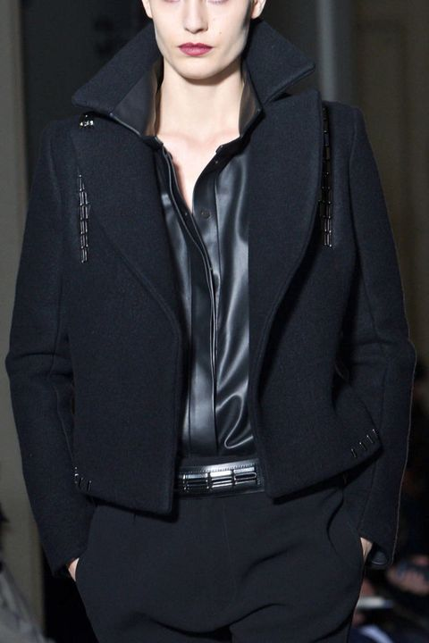 anthony vaccarello fall 2013 ready-to-wear photos
