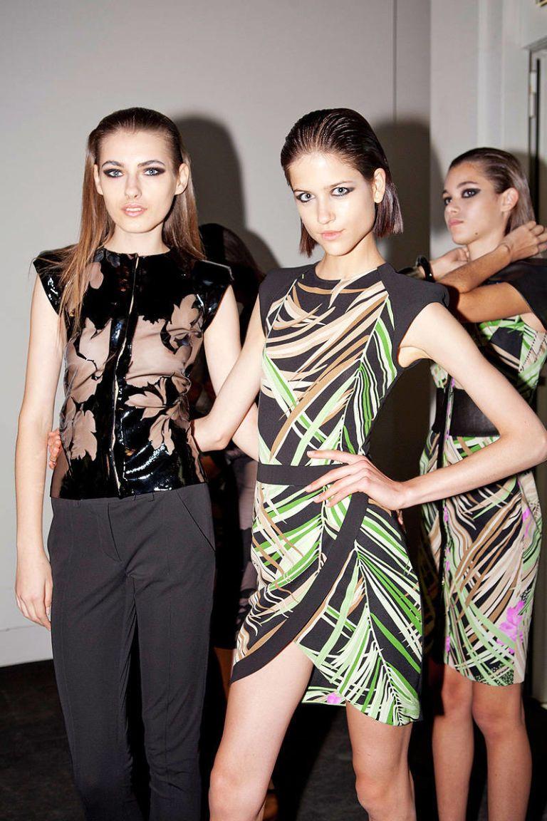 leonard spring 2013 new york fashion week