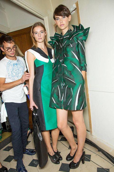jean charles de castelbajac spring 2013 new york fashion week