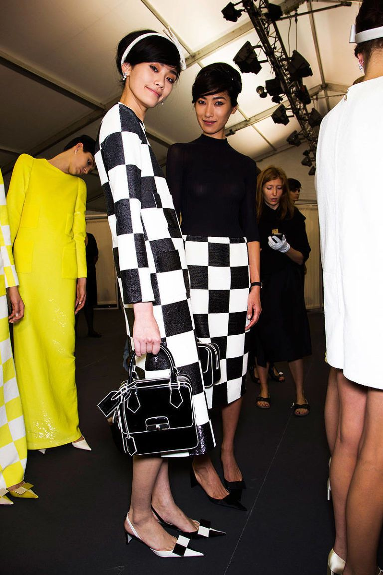 louis vuitton spring 2013 new york fashion week