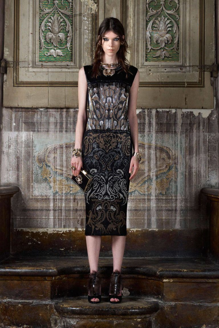 roberto cavalli pre-fall 2013 photos