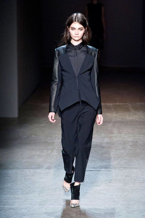 yigal azrouel fall 2013 ready-to-wear photos