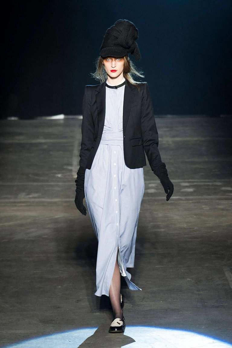 band of outsiders fall 2013 ready-to-wear photos
