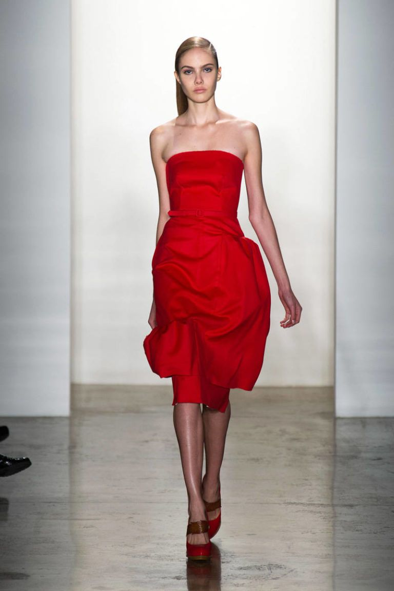 alexandre herchcovitch fall 2013 ready-to-wear photos