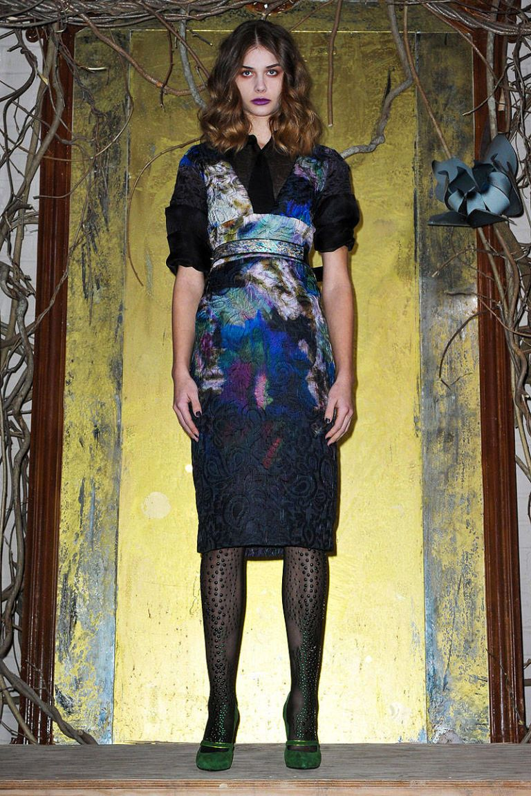 cynthia rowley fall 2013 ready-to-wear photos