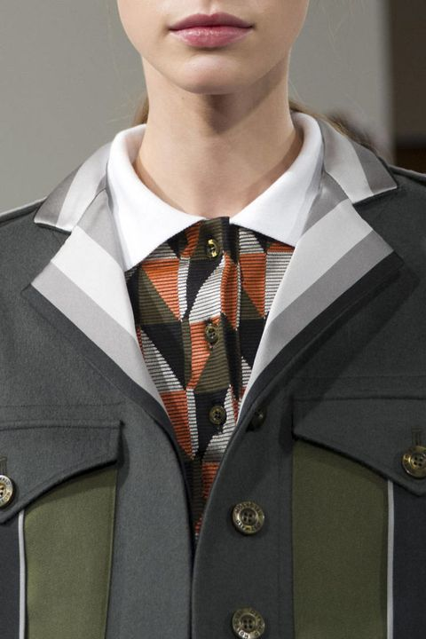 ostwald helgason fall 2013 ready-to-wear photos