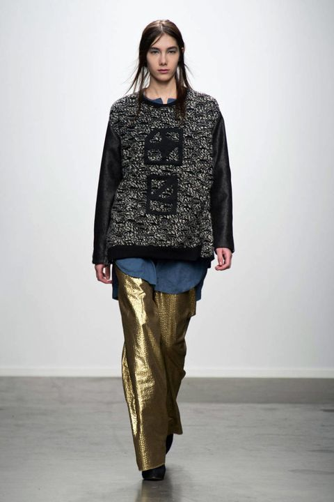 jeremy laing fall 2013 ready-to-wear photos
