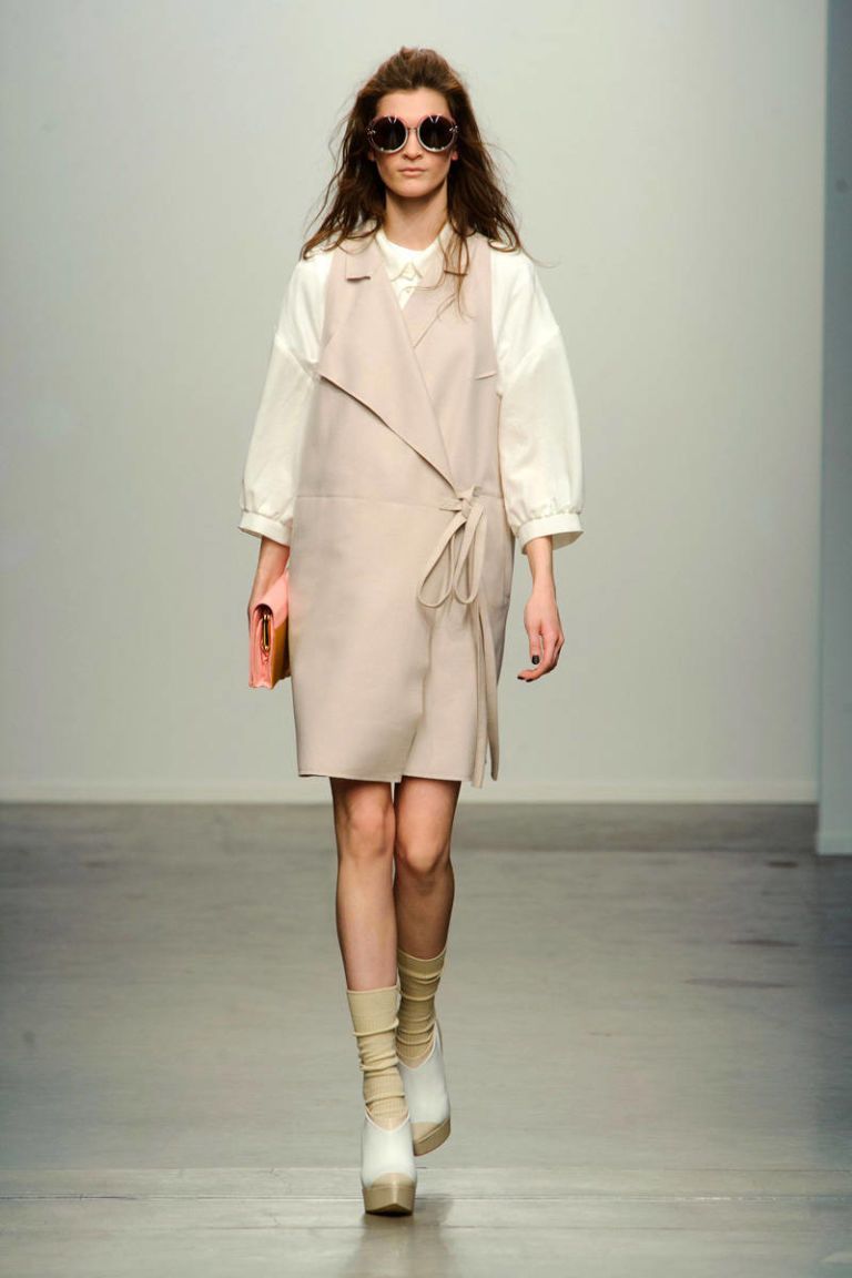 karen walker fall 2013 ready-to-wear photos
