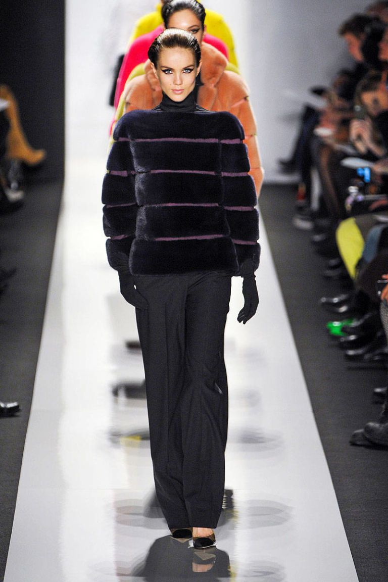 ralph rucci fall 2013 ready-to-wear photos