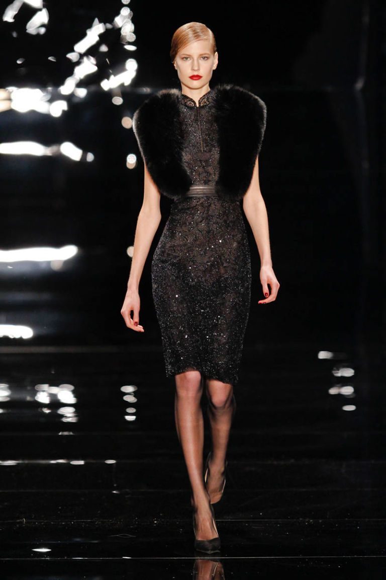 reem acra fall 2013 ready-to-wear photos