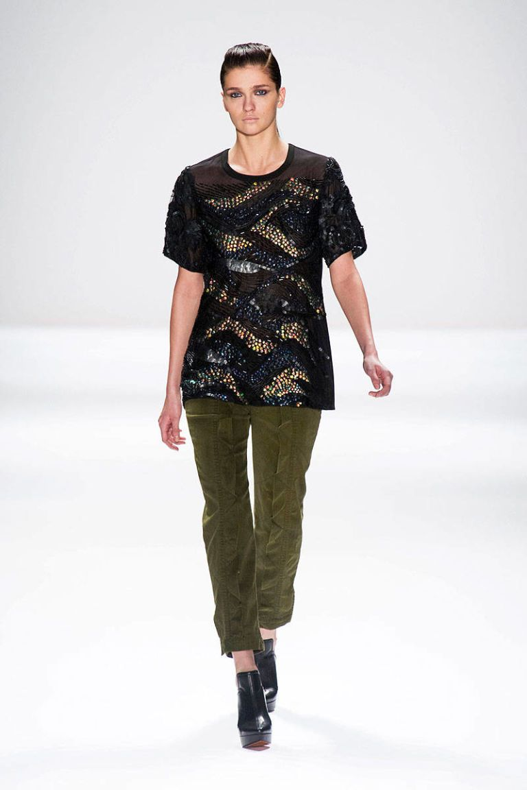 nanette lepore fall 2013 ready-to-wear photos