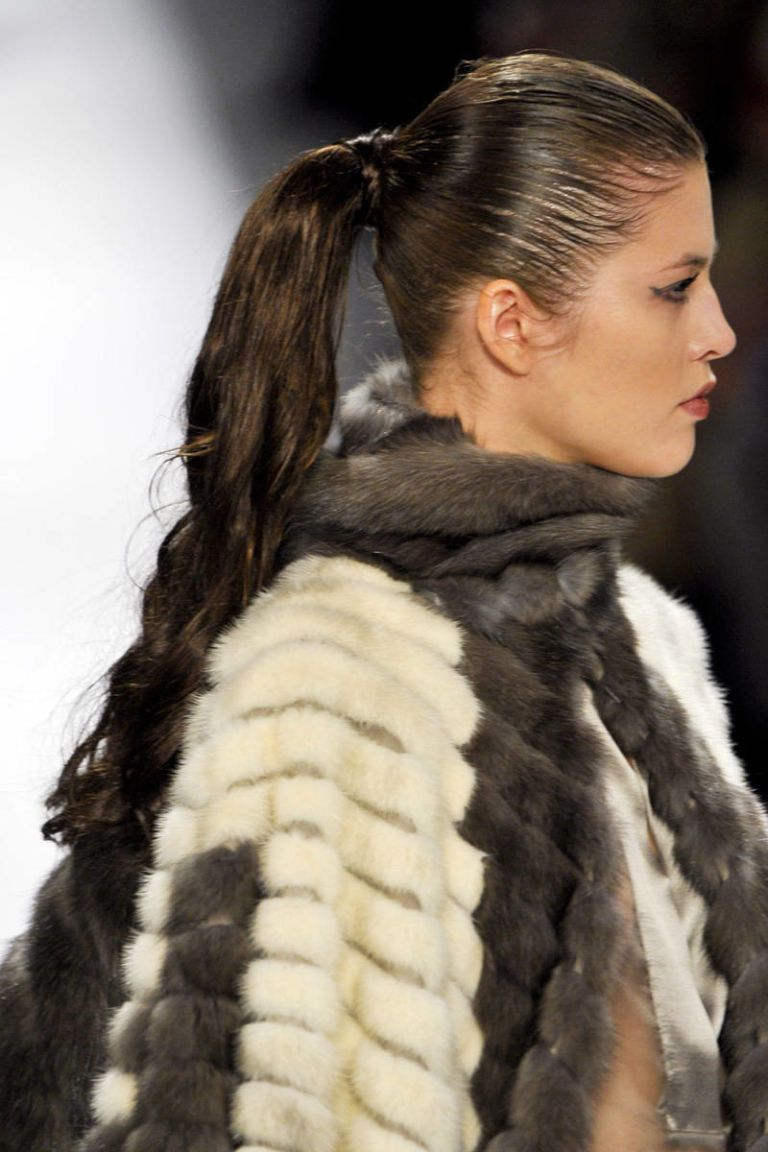 dennis basso fall 2013 ready-to-wear photos