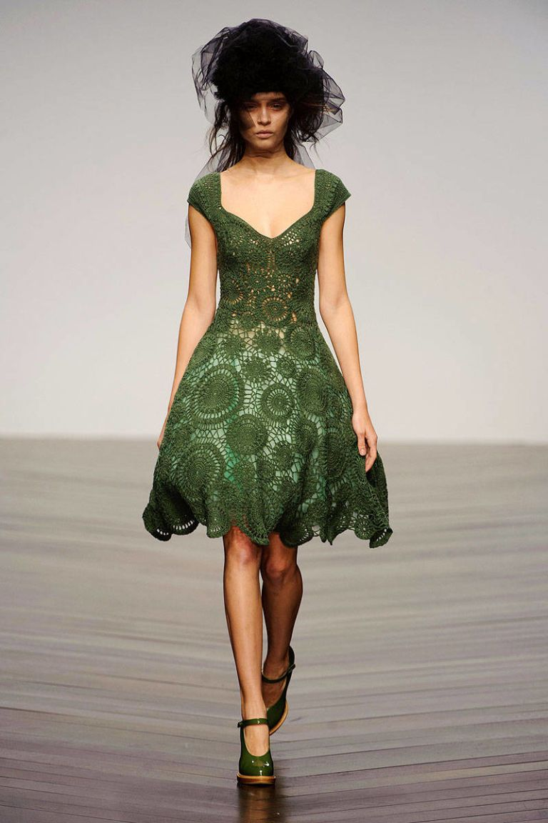 john rocha fall 2013 ready-to-wear photos