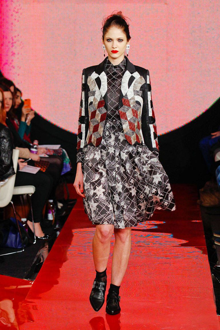 holly fulton fall 2013 ready-to-wear photos