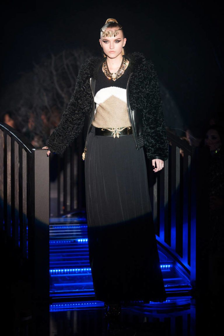 phillip plein fall 2013 ready-to-wear photos