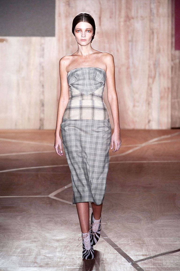 roksanda ilincic fall 2013 ready-to-wear photos