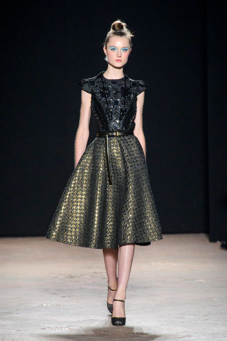 aquilano rimondi fall 2013 ready-to-wear photos