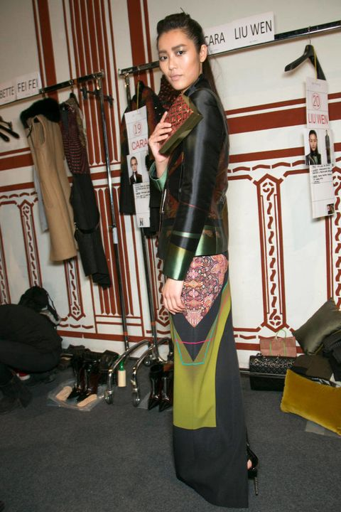 etro fall 2013 ready-to-wear photos