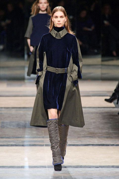 sacai fall 2013 ready-to-wear photos