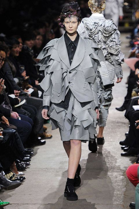 comme des garcons fall 2013 ready-to-wear photos
