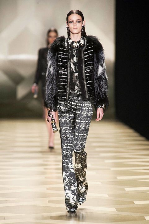 roberto cavalli fall 2013 ready-to-wear photos