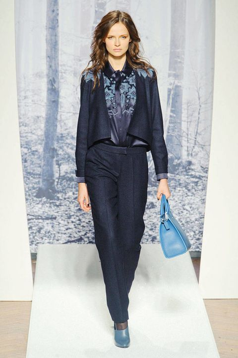aigner fall 2013 ready-to-wear photos