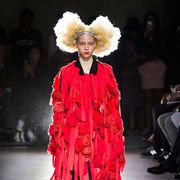 Comme Des Garcons Spring 2015 Ready-to-Wear Collection