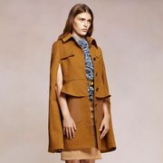Brown, Sleeve, Collar, Coat, Shoulder, Khaki, Joint, Outerwear, Bag, Style,