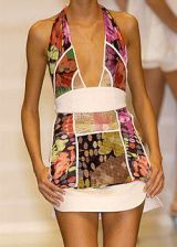 Byblos Spring 2004 Ready-to-Wear Detail 0002