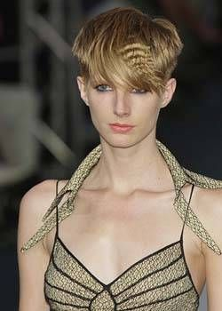 Maria Grachvogel Spring 2004 Ready-to-Wear Detail 0001